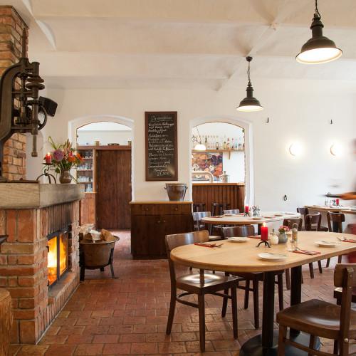 Restaurant im Landhaus Alte Schmiede