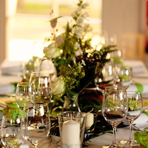 Hochzeit im Landhaus Alte Schmiede © Reinhardt & Sommer