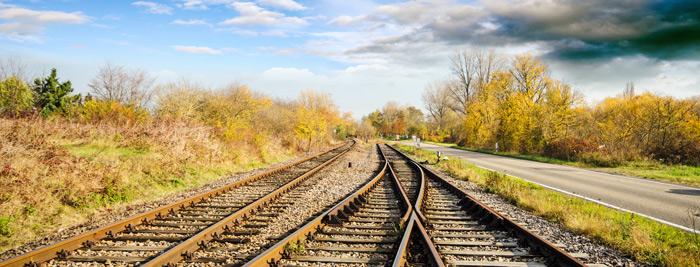 Anreise mit der Bahn © aboutpixel | Heiko Küverling